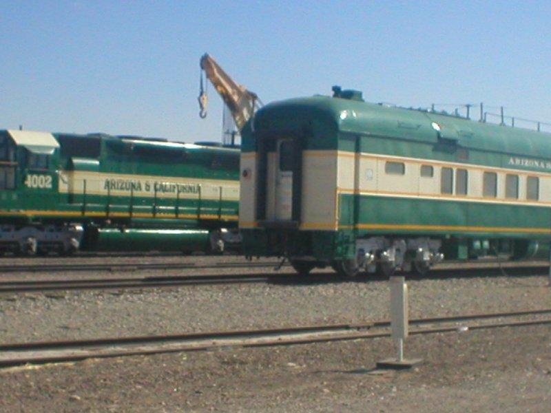 Arizona and California Railroad